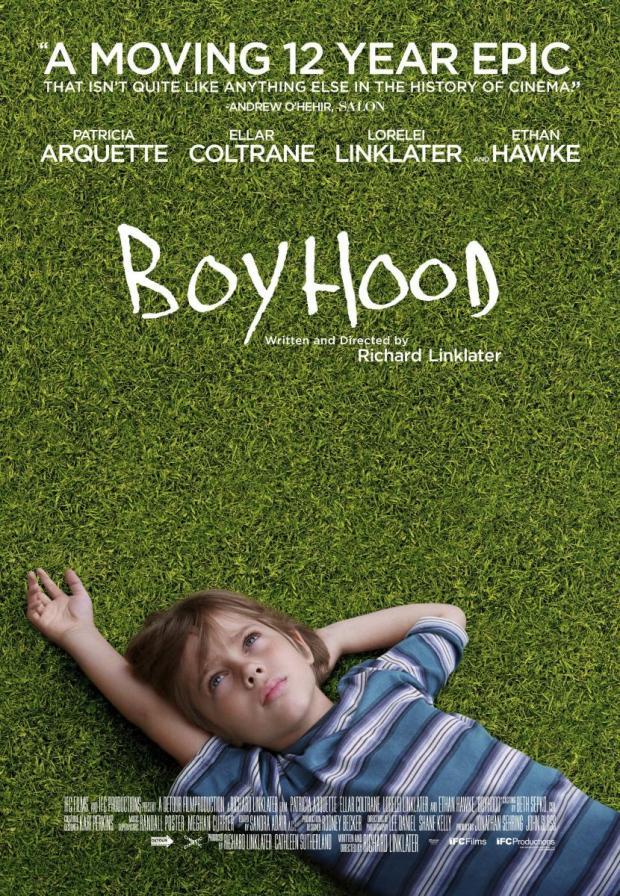 bOYHOOD ii