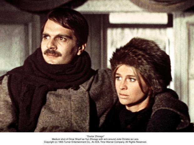 Doctor Zhivago movie image